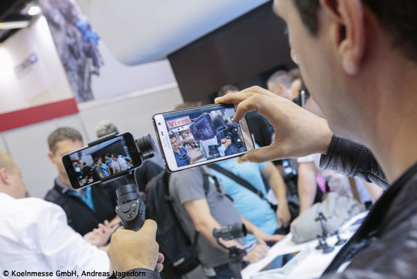 Photokina 2016: Technologietrends ...